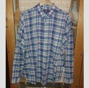 Vineyard Vines Tucker Plaid Button Down Shirt